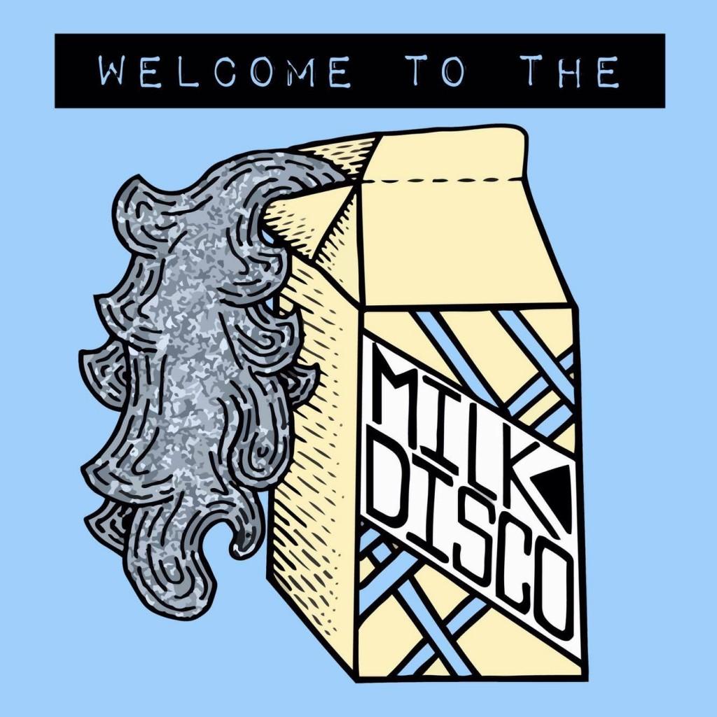 Milk Disco Artwork