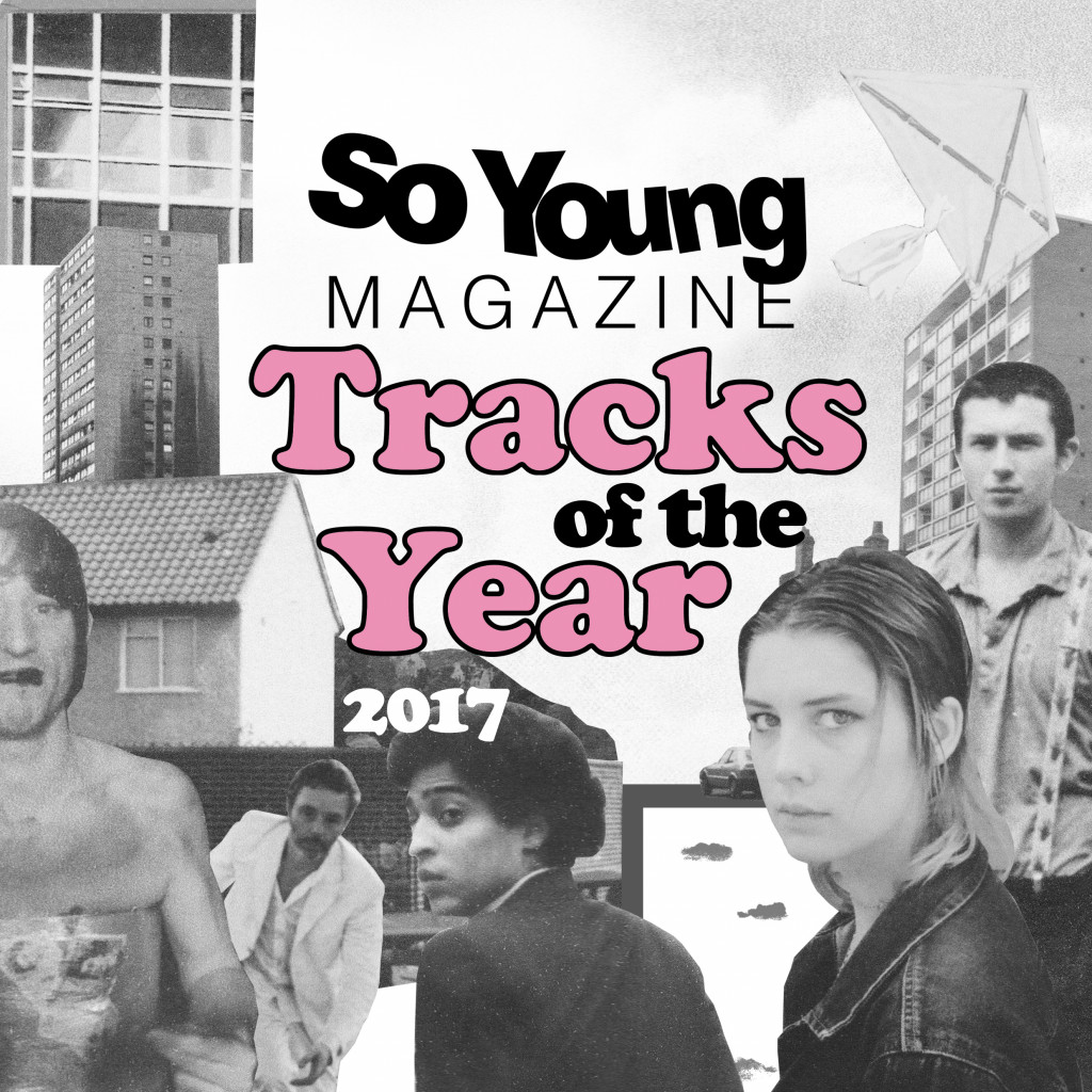 Tracks of the year 2017 B&W