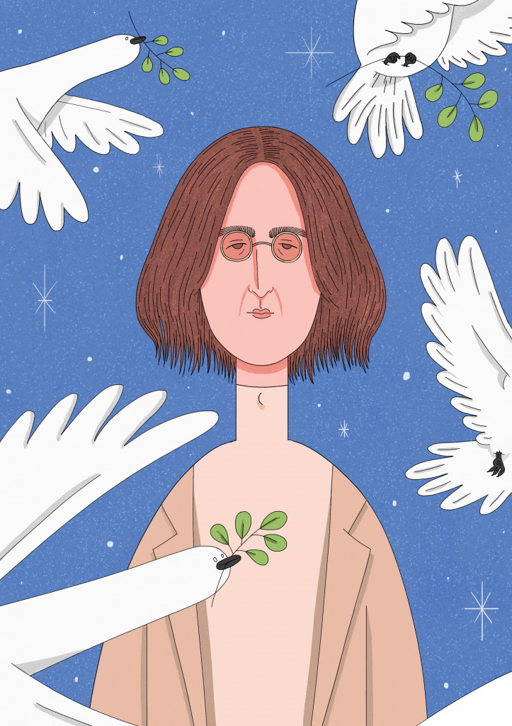 Nan Lee - Imagine by John Lennon