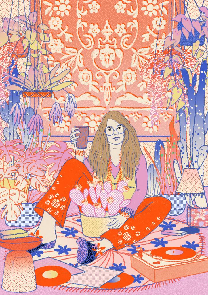 Milica Golubovic Janis Joplin