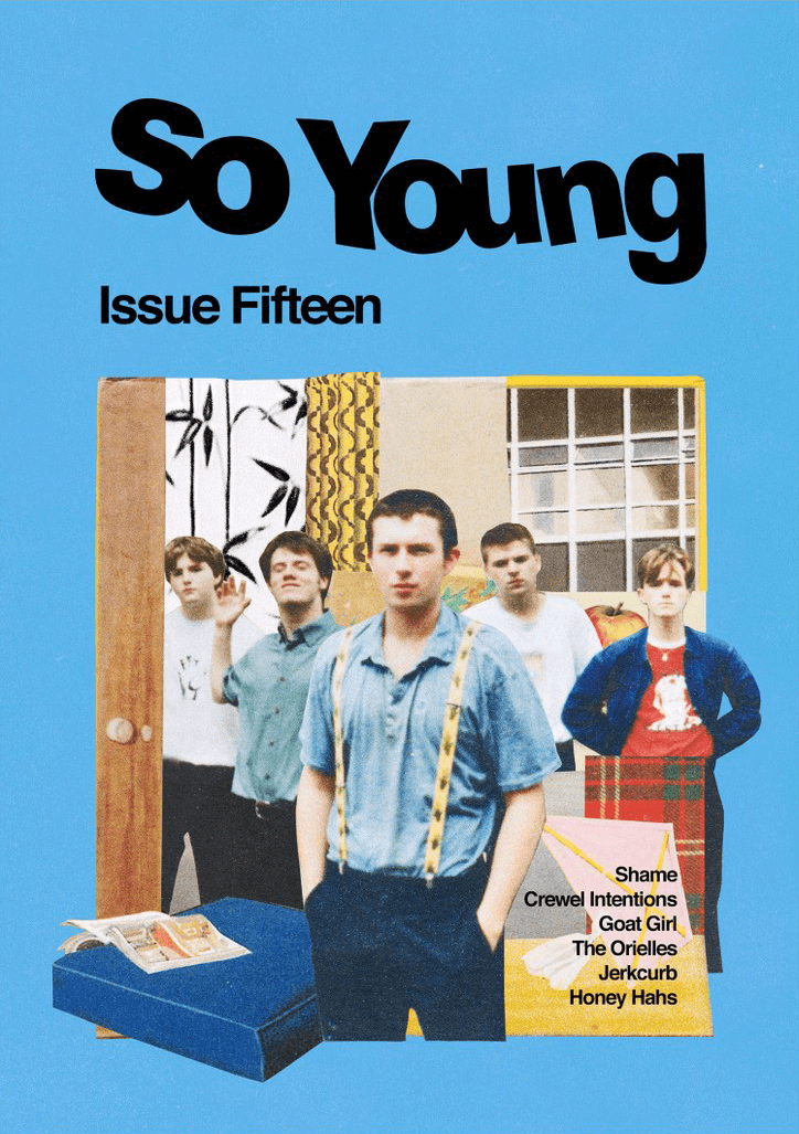 Issue Fifteen - Print Cover