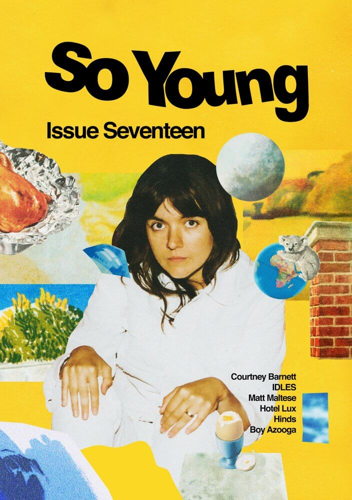Issue Seventeen - Print Cover