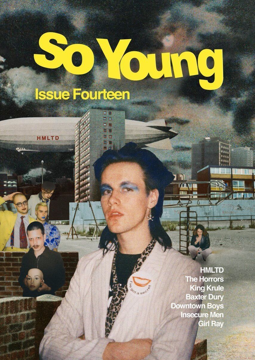 Issue Fourteen - Print Cover