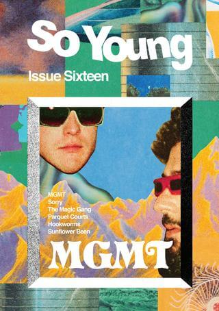 Issue Sixteen - Online Cover