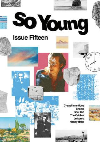Issue Fifteen - Online Cover