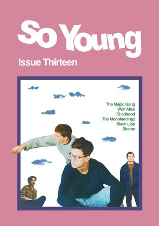 Issue Thirteen - Online Cover
