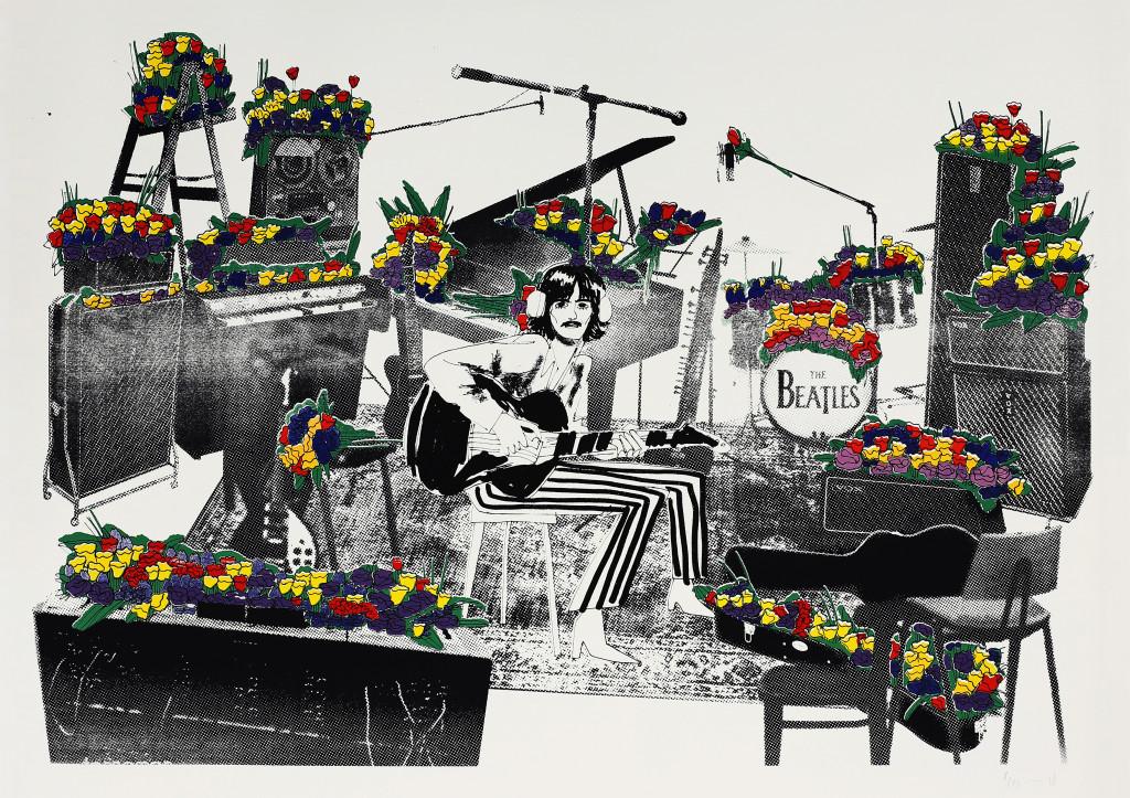George Harrison_submit Vitoria Bastos