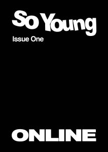 Issue One - Online Cover