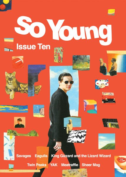 Issue Ten - Print Cover