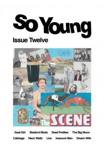 Issue Twelve - Online Cover