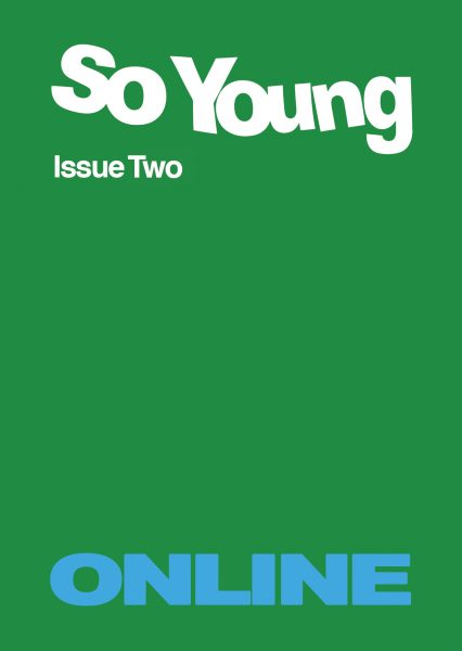Issue Two - Online Cover