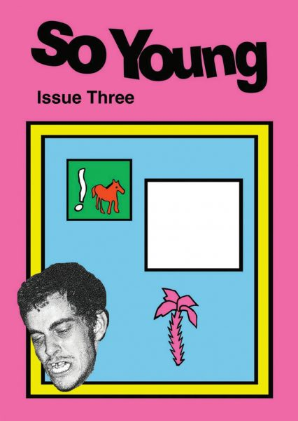Issue Three - Print Cover