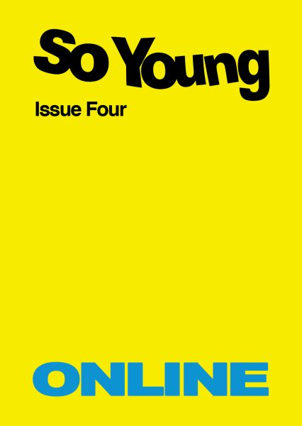 Issue Four - Online Cover