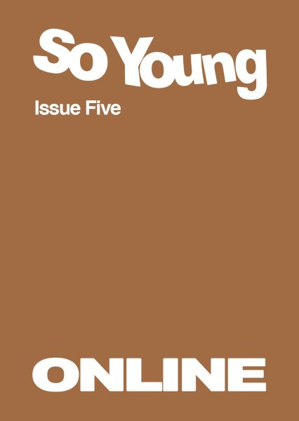 Issue Five - Online Cover