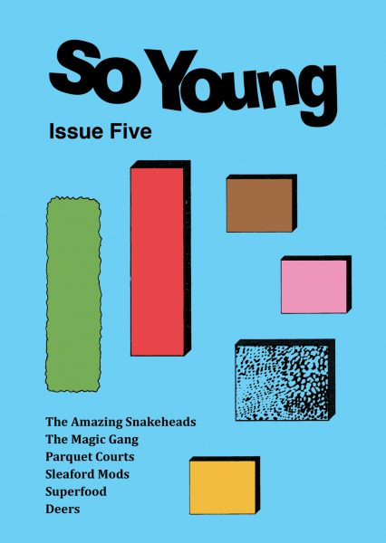 Issue Five - Print Cover