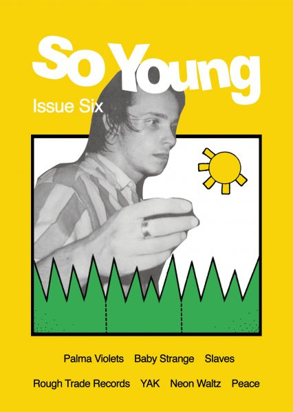 Issue Six - Print Cover