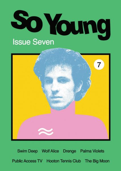Issue Seven - Online Cover