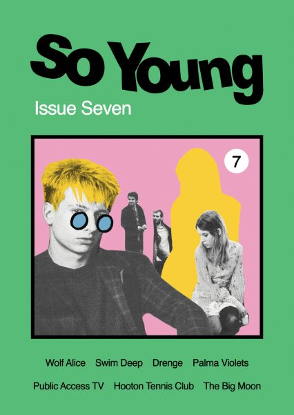 Issue Seven - Print Cover