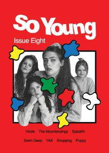 Issue Eight - Online Cover