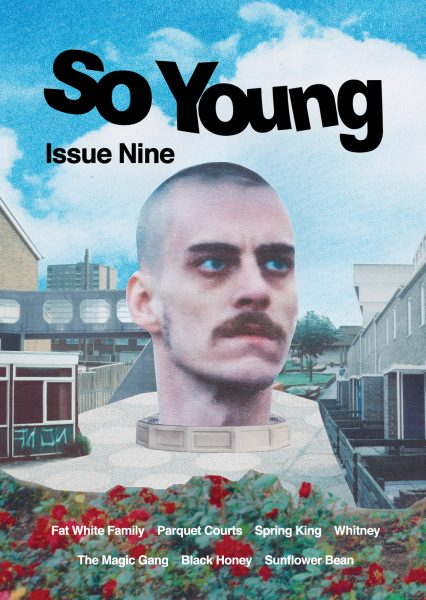 Issue Nine - Online Cover