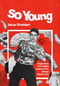 Issue Nineteen - Online Cover