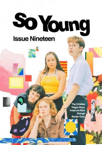Issue Nineteen - Print Cover