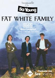 Fat White Family at The 1865, Southampton