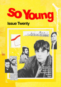 Issue Twenty - Online Cover
