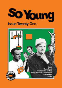 Issue Twenty-One - Online Cover