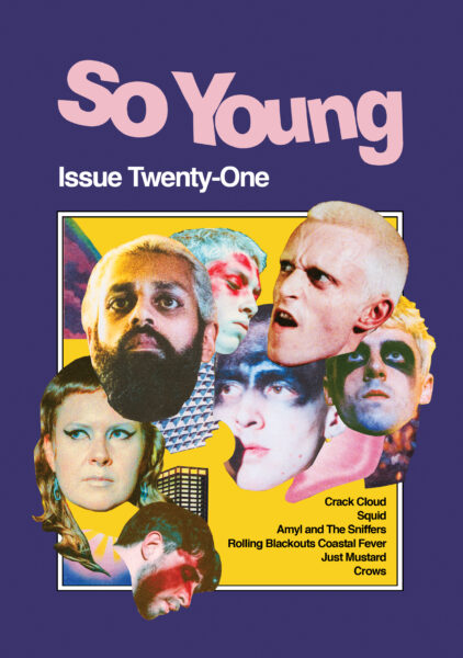 Issue Twenty-One - Print Cover