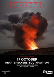 HMLTD at Heartbreakers, Southampton