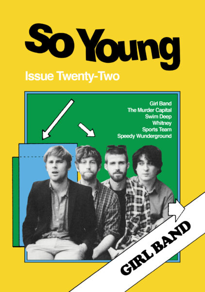 Issue Twenty-Two - Online Cover