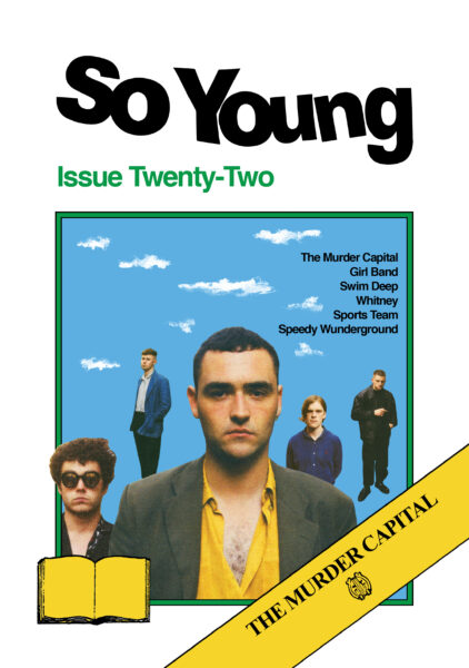 Issue Twenty-Two - Print Cover