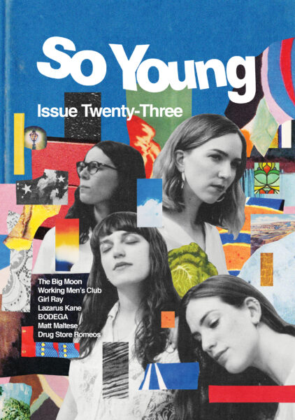 Issue Twenty-Three - Print Cover