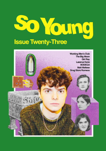 Issue Twenty-Three - Online Cover