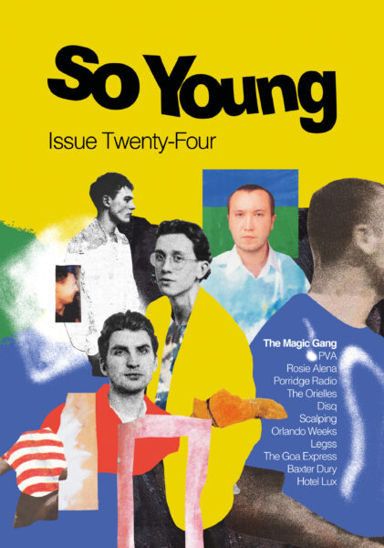 Issue Twenty-Four - Print Cover