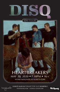 Disq at Heartbreakers, Southampton
