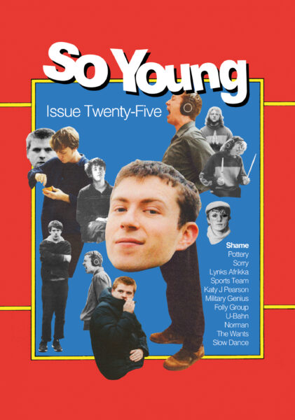 Issue Twenty-Five - Print Cover
