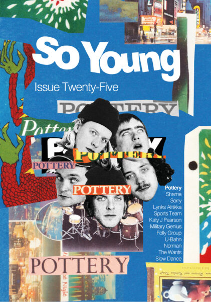 Issue Twenty-Five - Online Cover