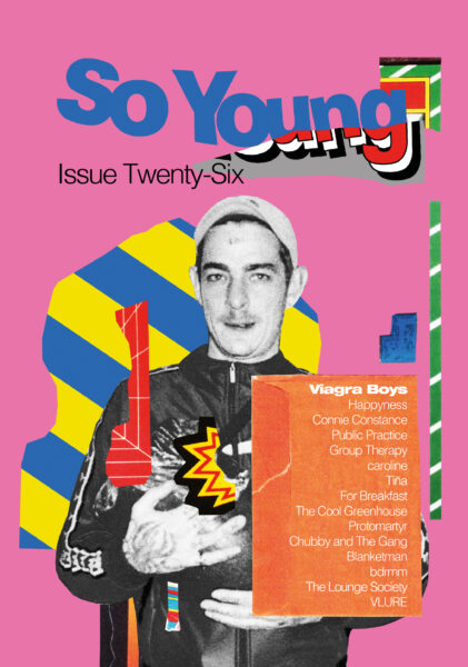 Issue Twenty-Six - Print Cover