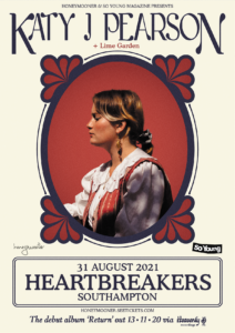 Katy J Pearson at Heartbreakers, Southampton