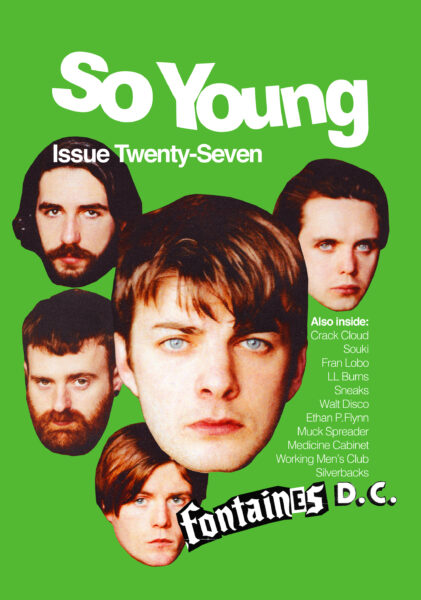 Issue Twenty-Seven - Online Cover