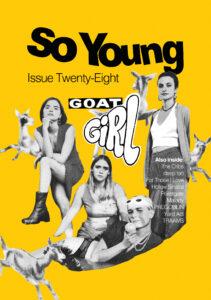 Issue Twenty-Eight - Online Cover