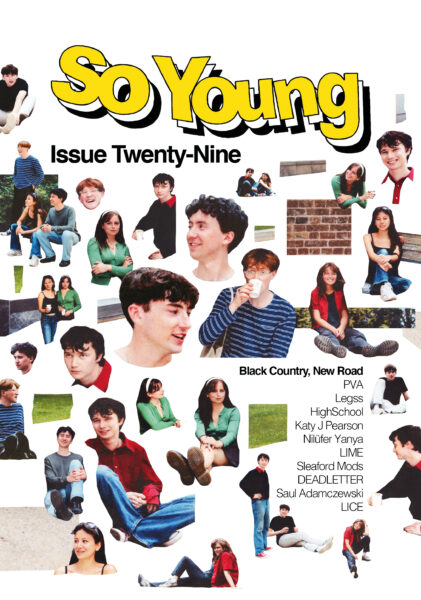 Issue Twenty-Nine - Print Cover