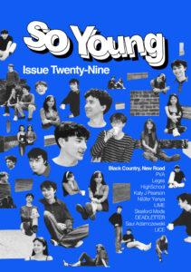Issue Twenty-Nine - Online Cover