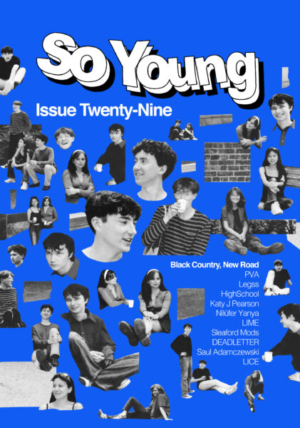 Issue Twenty-Nine - Online Cover