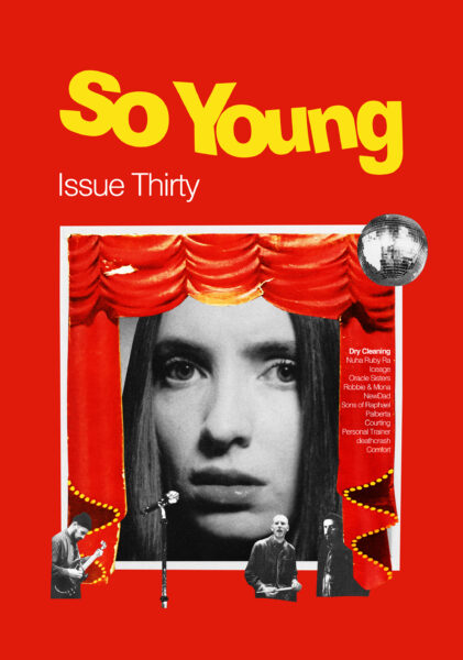 Issue Thirty - Online Cover