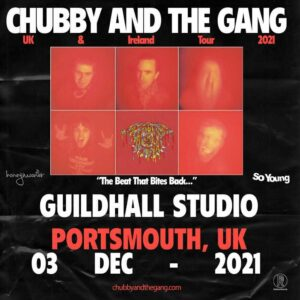 Chubby and the Gang at Guildhall Studio, Portsmouth