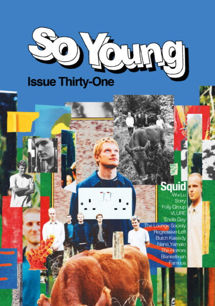 Issue Thirty-One - Print Cover
