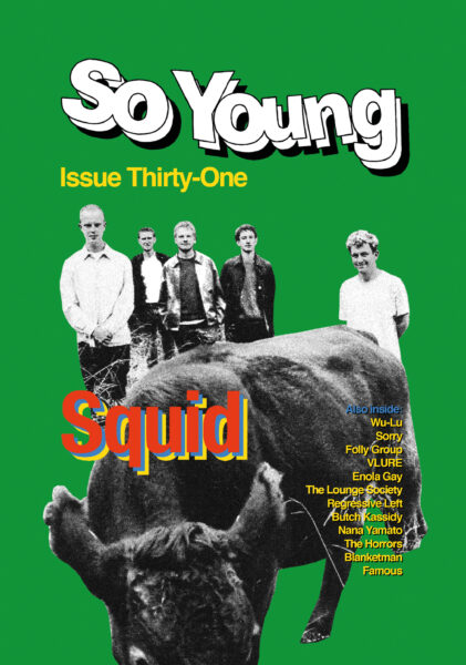 Issue Thirty-One - Online Cover